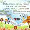 """Festiwal Piosenki """"Bajkowa Kraina"""""""