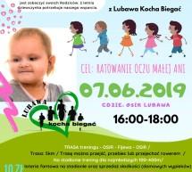 Trening charytatywny dla Ani z Lubawa Kocha Biegać