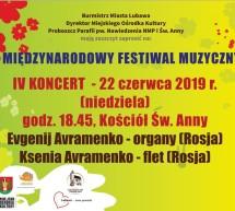 IV koncert zagra małżeństwo z Rosji