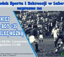 Turniej OLD – BOY w piłkę nożną