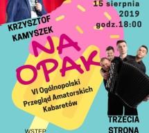 VI Ogólnopolski Przegląd Kabaretów