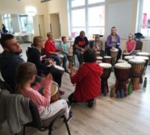 Warsztaty perkusyjne w MOK