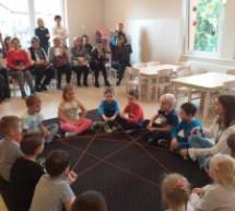 Goście z Voroneza w Przedszkolu Miejskim