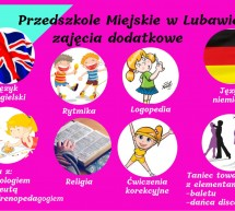 Zajęcia dodatkowe w Przedszkolu Miejskim