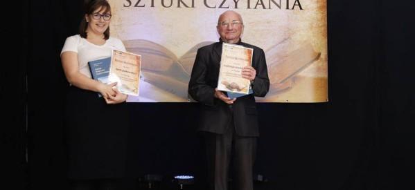 Wygrana na Festiwalu Sztuki Czytania