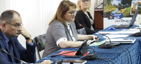 XI zwyczajna Sesja Rady Miasta Lubawa