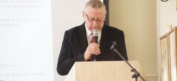 XII zwyczajna Sesja Rady Miasta Lubawa