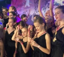 Sukcesy lubawskich tancerek