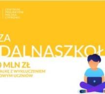 "Projekt ""Zdalna szkoła +"""