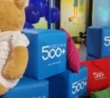 Informacja dot. wniosków 500+