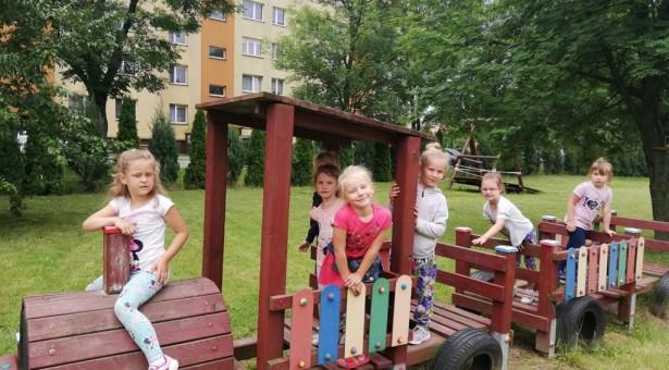 Wakacje w Przedszkolu Miejskim w Lubawie