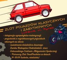 Zlot pojazdów klasycznych i zabytkowych