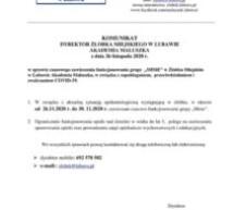 Dyrektor Żłobka Miejskiego – informacja