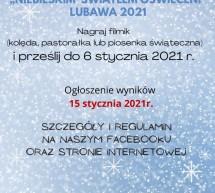 """VII Ogólnopolski festiwal online """"Niebieskim Światłem Oświeceni"""""""