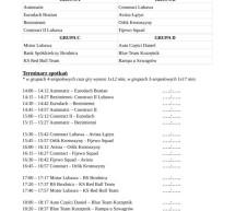 Zapowiedź Grand Prix Lubawy w halowej piłce nożnej