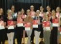 Udział miejskiej Formacji Baletowej w zawodach ogólnopolskich