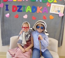 Dzień Babci i Dziadka w Przedszkolu Miejskim w Lubawie