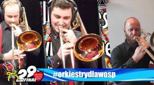 Miejska Orkiestra Dęta Lubawa – Wielka Orkiestra Świątecznej Pomocy 2021