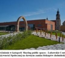 Lubawski projekt wyróżniony!