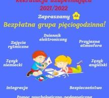 Rekrutacja uzupełniająca do Przedszkola Miejskiego w Lubawie