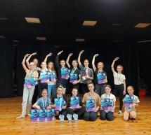 Kolejne sukcesy Formacji Tanecznej z Miejskiego Ośrodka Kultury