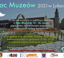 Noc Muzeów w Lubawie