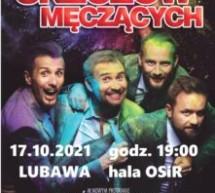 Kabaret Skeczów Męczących w Lubawie