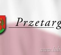 Informacja z otwarcia ofert na zimowe utrzymanie miasta Lubawa