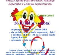 Jesienne Zawody Latawcowe