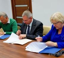 Podpisanie umowy na rewitalizację Łazienek – relacja Video