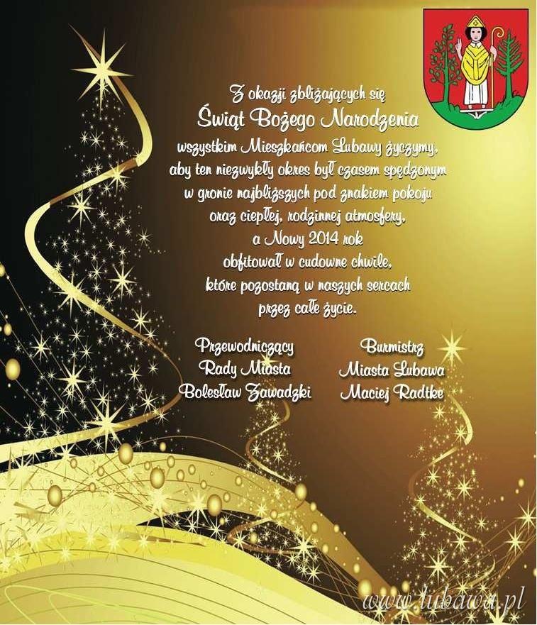 życzenia 2013