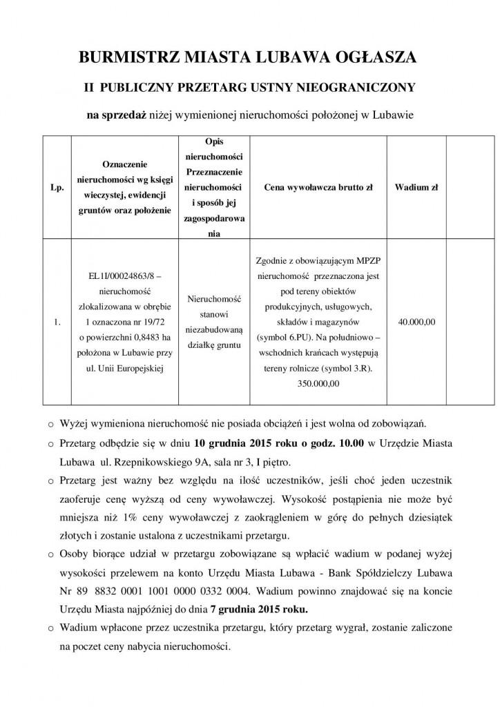 przetarg drugi dz. 19-72 (1)1