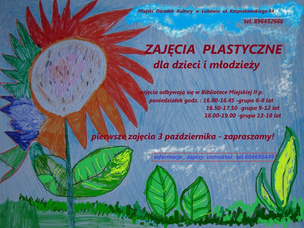 zajecia-plastyczne-plakat